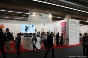 Zentrum Bild - Buchmesse