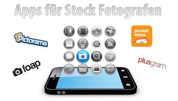 Apps für Stock Fotografen im Test