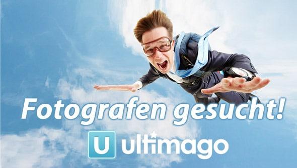 Ultimago Fotografen gesucht