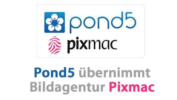Pond5 übernimmt die Bildagentur Pixmac
