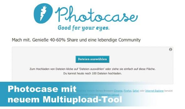 Photocase Multiupload