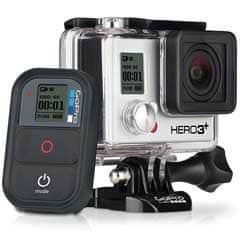 Preis bei der Verlosung unter allen Teilnehmern: GoPro Hero3+