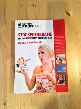 Stockfotografie Buch Robert Kneschke