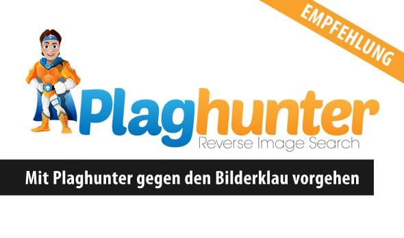Plaghunter gegen Bilderklau im Internet