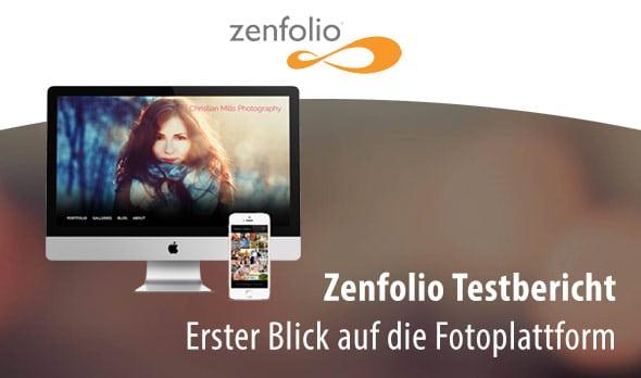 Zenfolio Testbericht