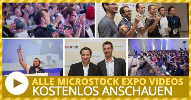 Microstock Expo Videos kostenlos