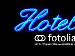 Fotoworkshop im Hotel Fotolia
