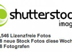 Shutterstock – mehr als 10.000.000 Fotos (Update)