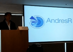 Andreas Rodriguez Video from CEPIC New Media Conference