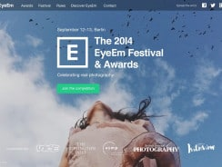 EyeEm kündigt Awards Festival für September an