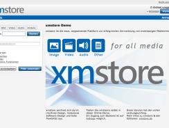 xmstore: Die neue Bildagentur Software und Mediendatenbank für Fotografen