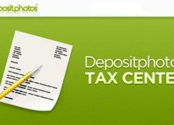 Steuerformular Depositphotos ausfüllen – so gehts