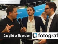 Das gibt es Neues bei Fotograf.de – Interview auf der photokina 2014