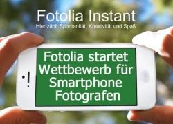 Fotolia startet Wettbewerb für Smartphone Fotografen