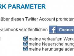 Fotolia integriert Social Networking Tools für Twitter und Facebook