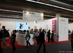 Bericht von der Frankfurter Buchmesse – Zentrum Bild