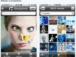 iStockphoto mit eigenem iPhone App für Statistiken