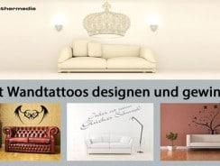 Foto-Wettbewerb von PantherMedia – Wandtatoos und Tapetenmotive