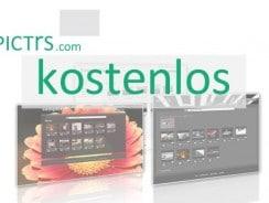 Kostenfreier Onlineshop für Fotografen von Pictrs