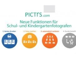 Pictrs – Neue QR-Code Funktion für Schul- und Kindergartenfotografen