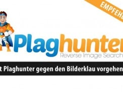 Mit Plaghunter gegen den Bilderklau vorgehen (mit Verlosung)