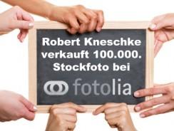 Der deutsche Markt boomt: Robert Kneschke verkauft 100.000. Stockfoto bei Fotolia