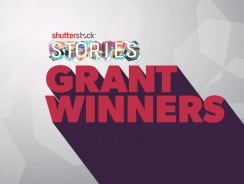 """Shutterstock gibt die Gewinner ihres Förderprogramms """"Stories"""" bekannt"""