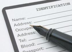 Was ist beim Registrieren zu beachten?
