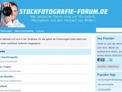 Neue deutsche Stockfotografie-Foren