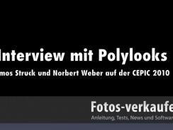 Video-Interview mit Polylooks