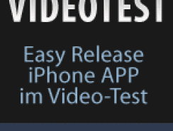 Easy Release iPhone App – Video Test