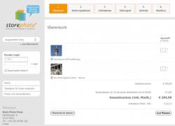 StorePhoto – Individueller Webshop für Fotografen im Test