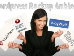 Drei WordPress Backup Anbieter im Vergleich – VaultPress, BackupBuddy und blogVault