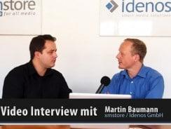 Interview mit Martin Baumann von xmstore