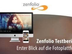 Zenfolio Testbericht – Erster Blick auf die Fotoplattform (Mit Gewinnspiel)